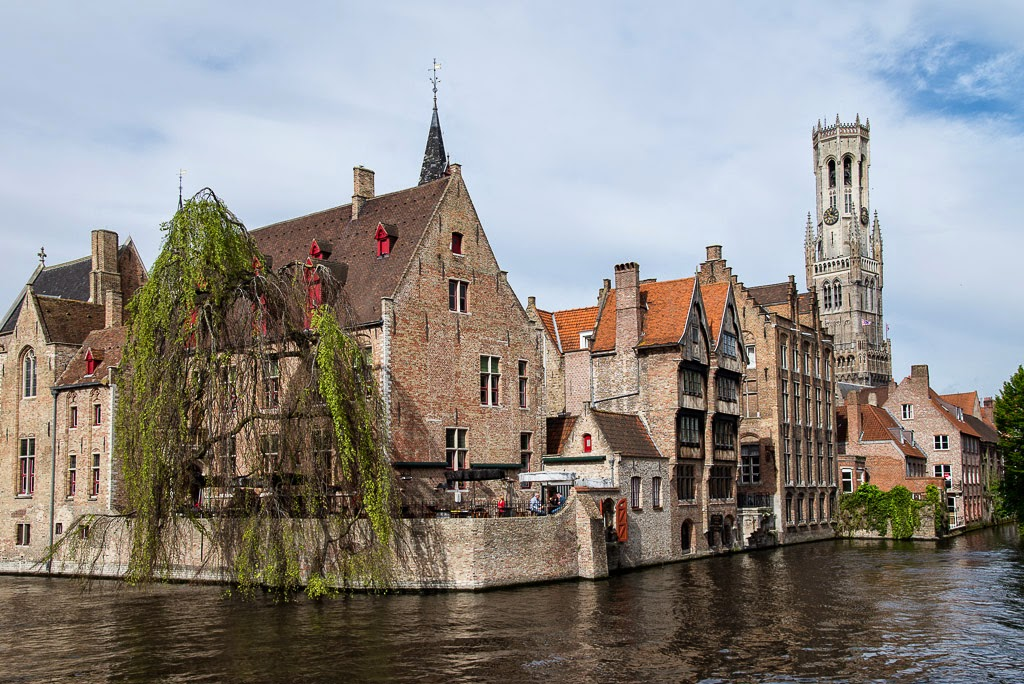 Il fascino di Bruges
