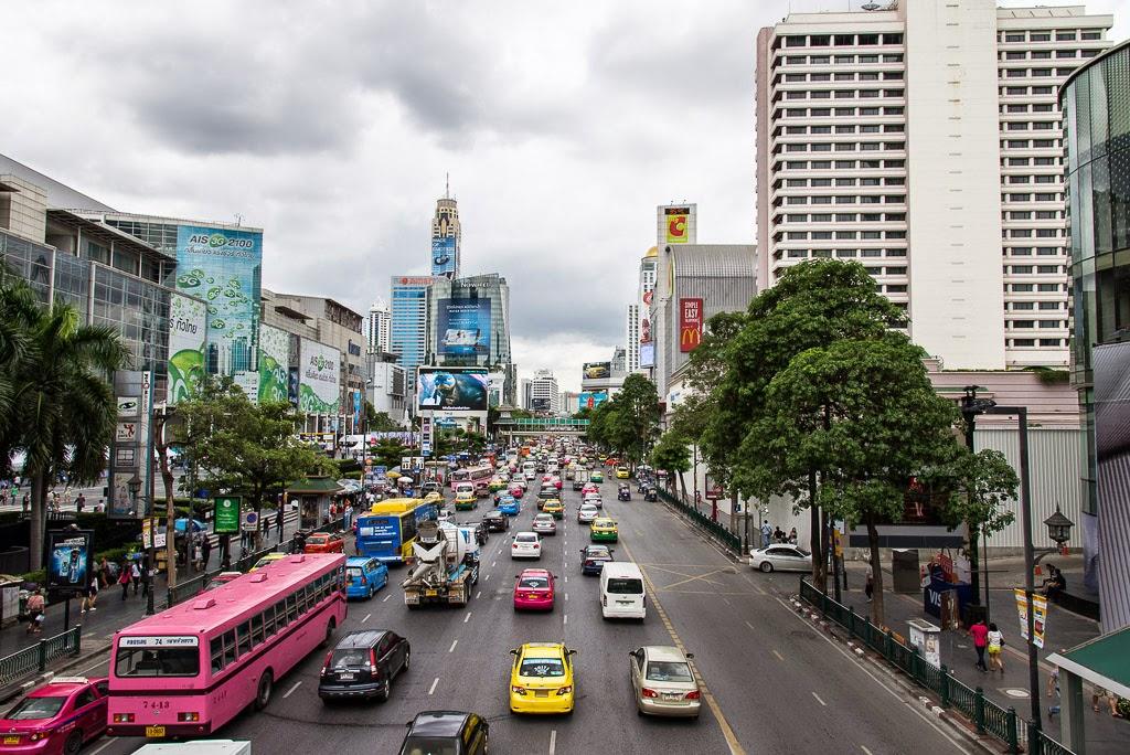 Bangkok e i suoi templi