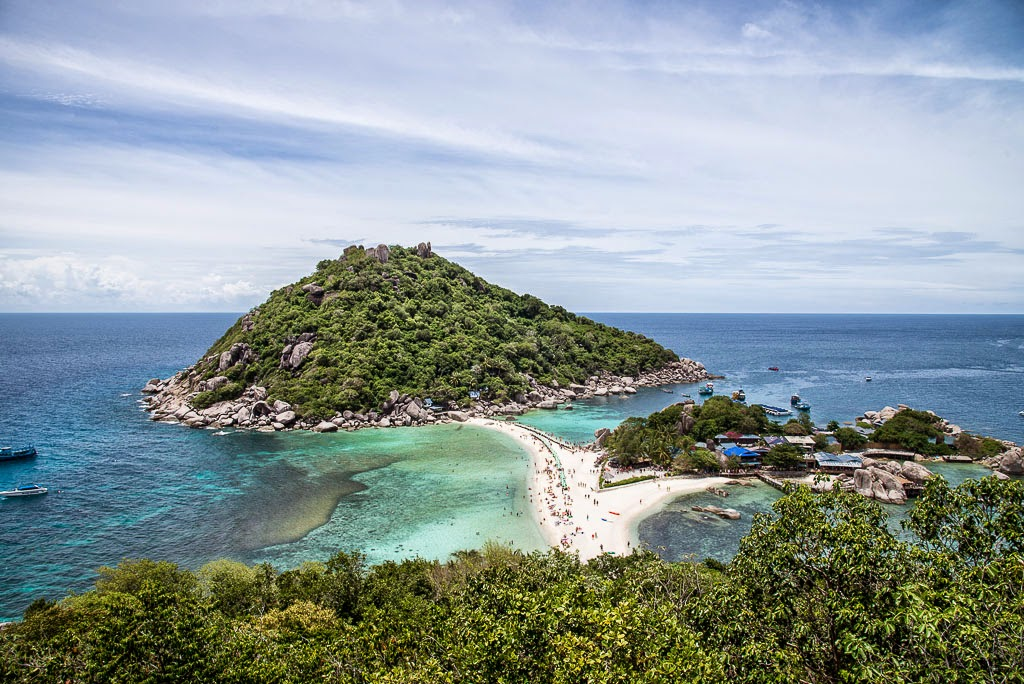 Un paradiso chiamato Koh Tao