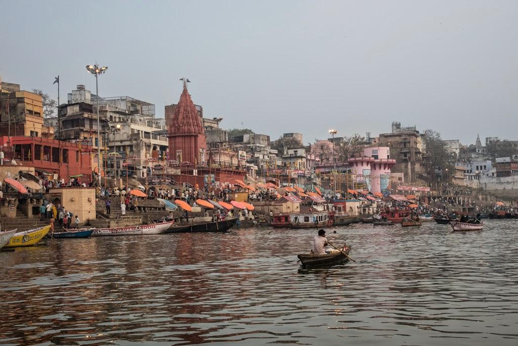 Varanasi, alla scoperta dell' India più vera