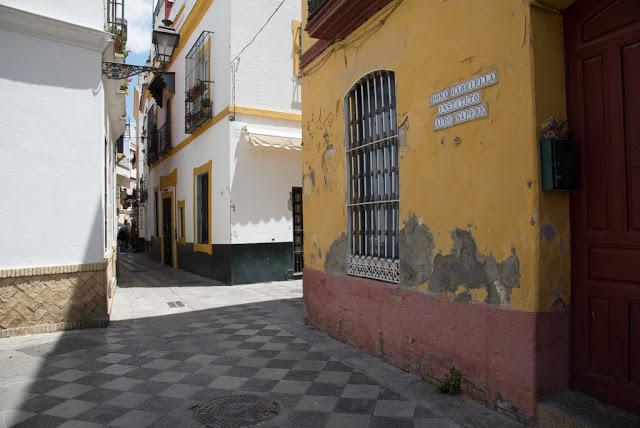 Siviglia, il Barrio di Santa Cruz e Metropolitan Parasol