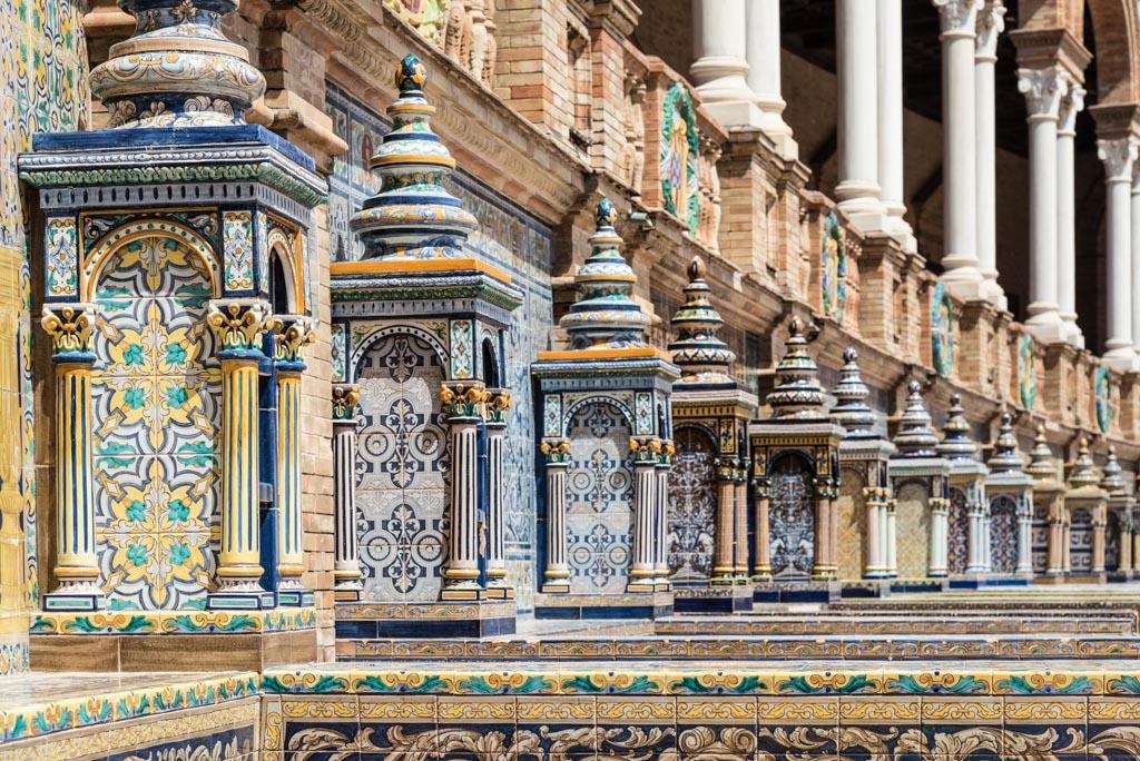 Siviglia, continua la visita della città