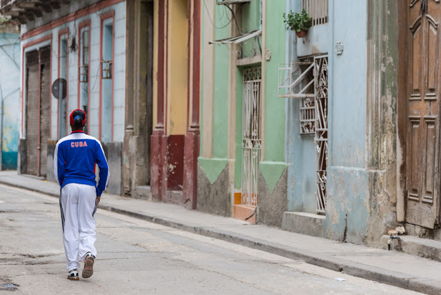 Cuba on the road – LA HABANA