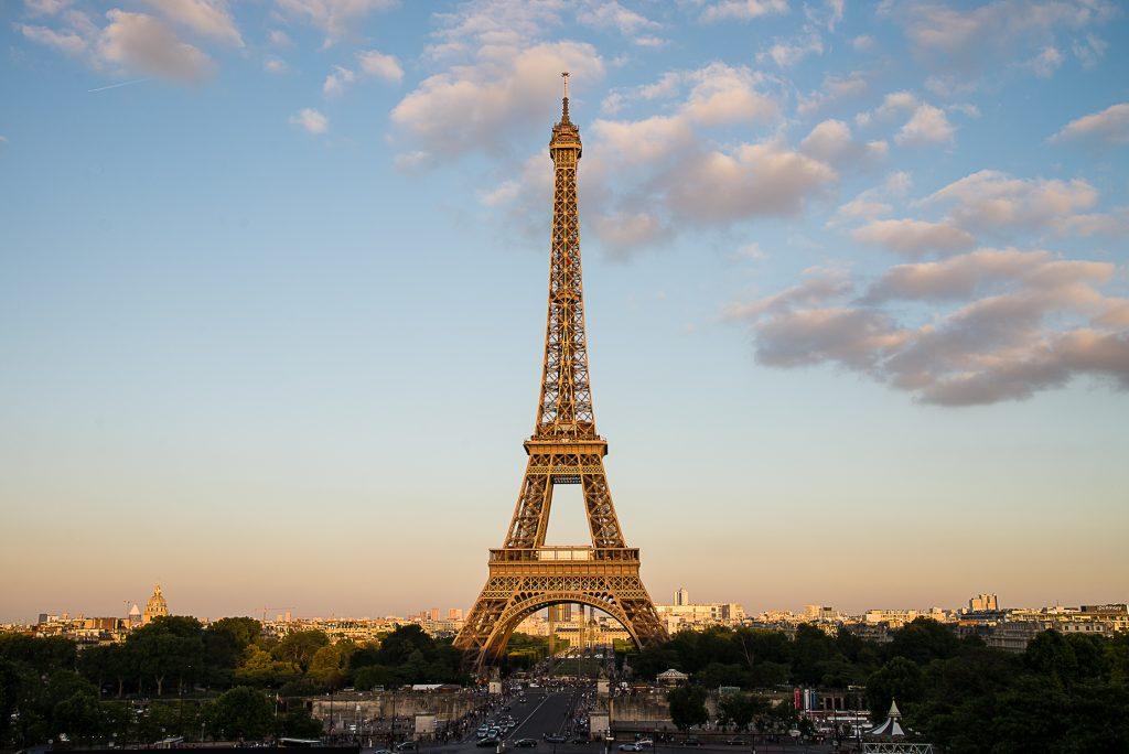 Parigi in 12 scatti