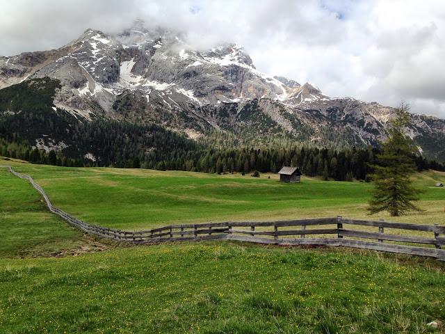 Trentino: da Prato Piazza al Monte Specie