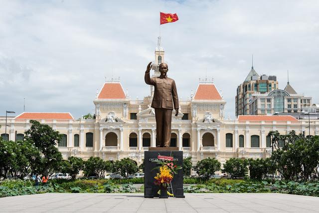 Viaggio in Vietnam: Ho Chi Mihn City