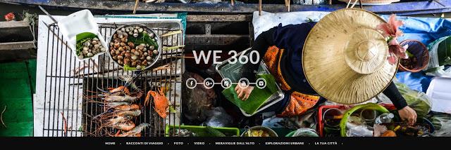 Inizia la collaborazione con WorldExplore360!