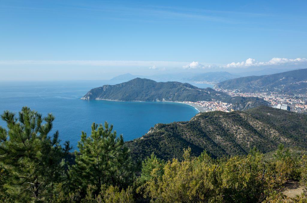 Trekking in Liguria: Da Riva Trigoso a Moneglia passando per Punta Baffe