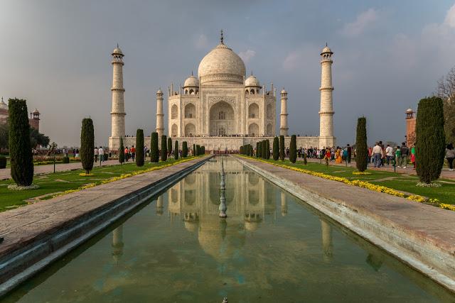 Taj Mahal, una storia d'amore