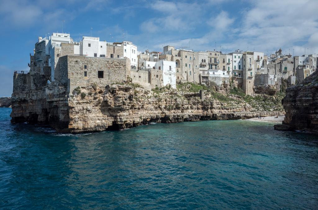 PUGLIA: dalla Valle d'Itria a Polignano a Mare