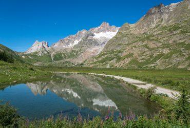 VALLE D'AOSTA: la Val Veny e il Rifugio Elisabetta