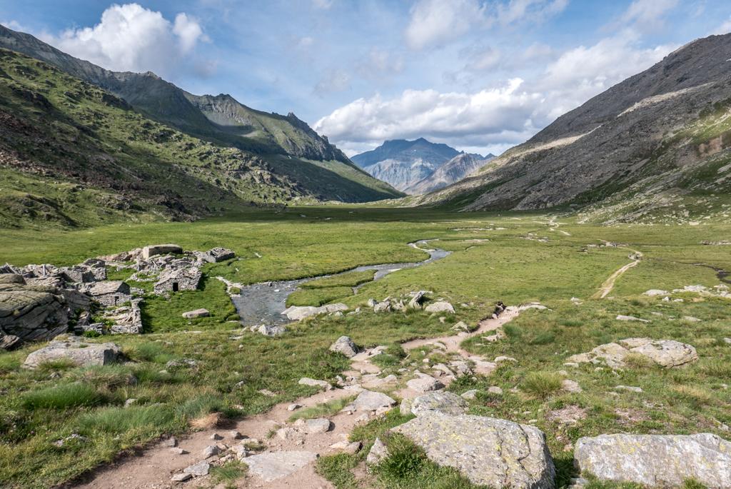 VALLE D'AOSTA: Valsavaranche e l'altopiano del Nivolet