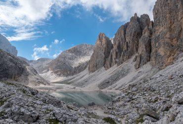 TRENTINO: Trekking al Lago Antermoia