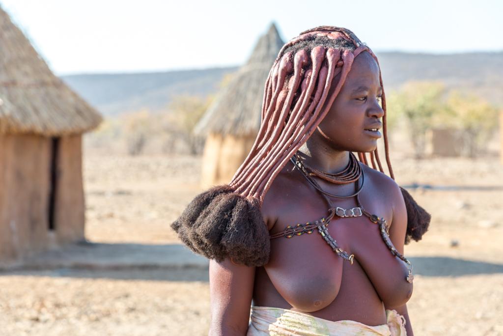 NAMIBIA – Visita ad un villaggio Himba