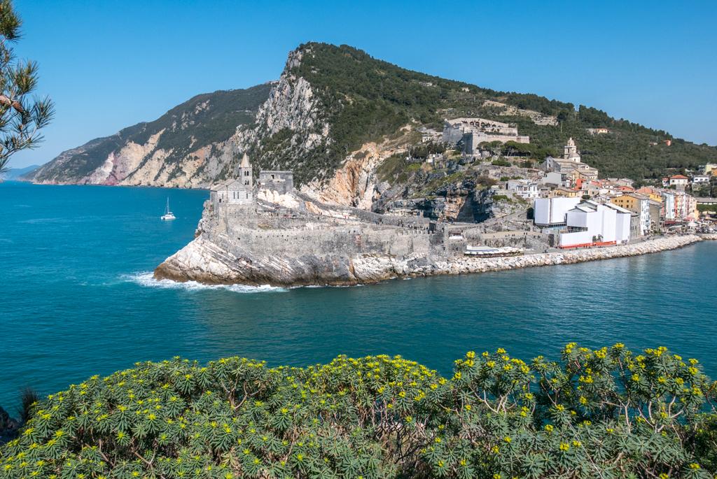 Trekking in Liguria – Giro a piedi dell'Isola Palmaria