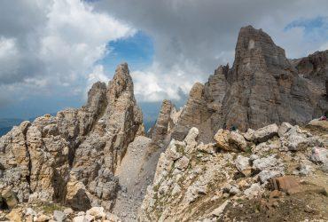 Trekking Trentino  – Il Rifugio Torre di Pisa