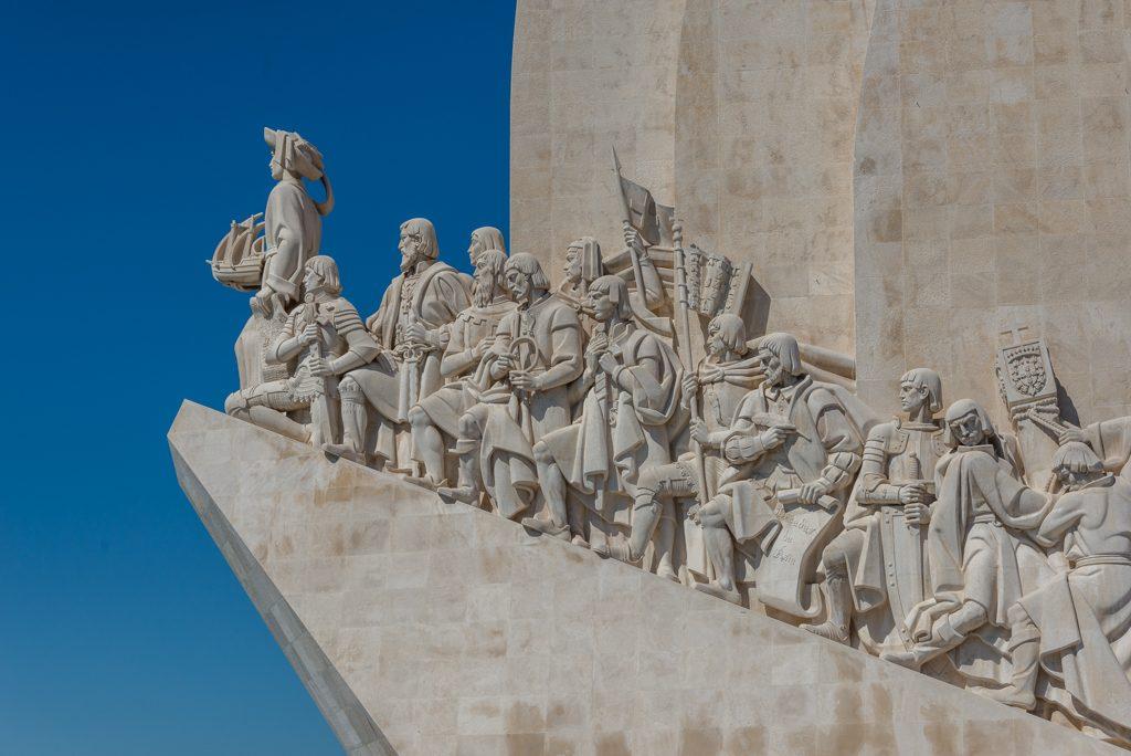Padrão dos Descobrimentos, Lisbona