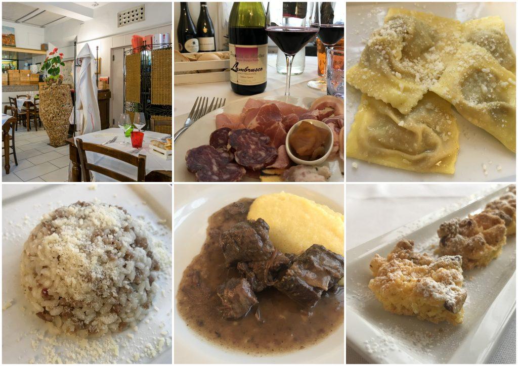 Mantova, Osteria La Fragoletta