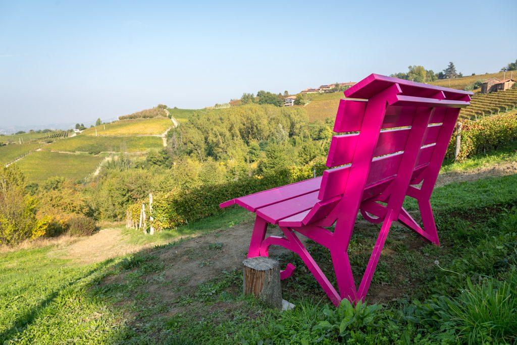 BBCP, panchina rosa