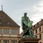 Strasburgo, Place Gutemberg