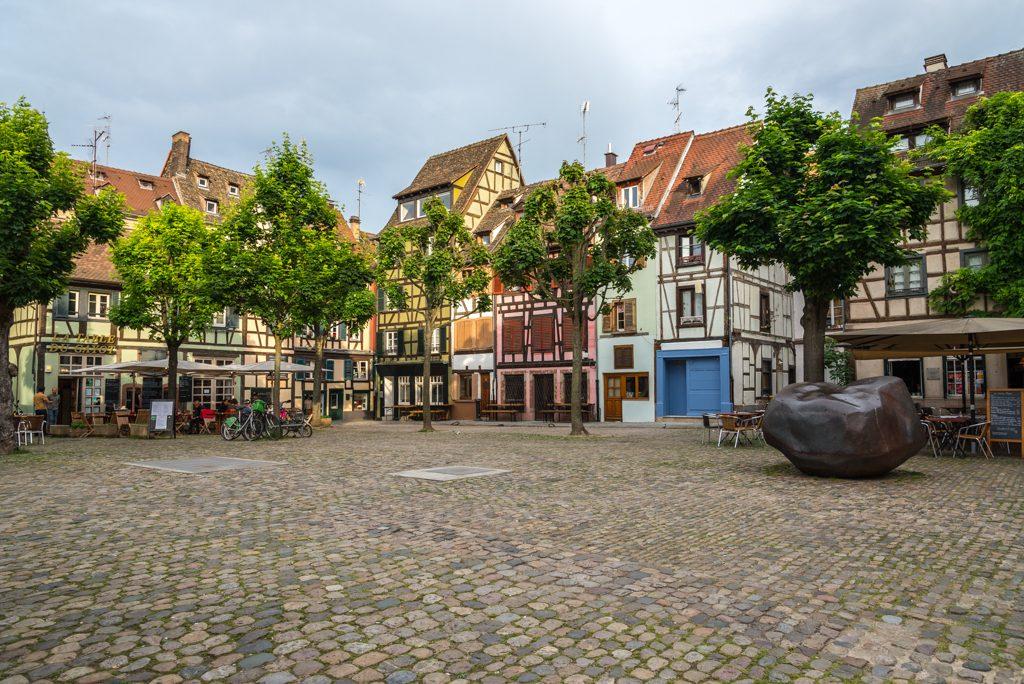 Strasburgo, Place du Marché Gayot