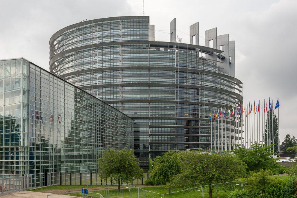 Strasburgo, Parlamento Europeo