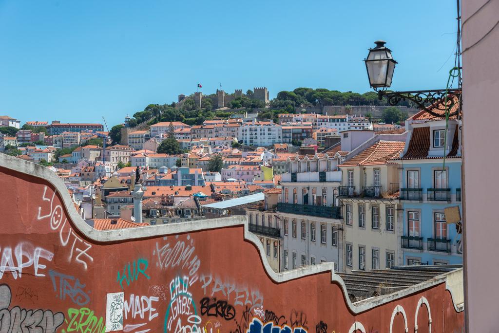 Lisbona, tutta una questione di BARRIO