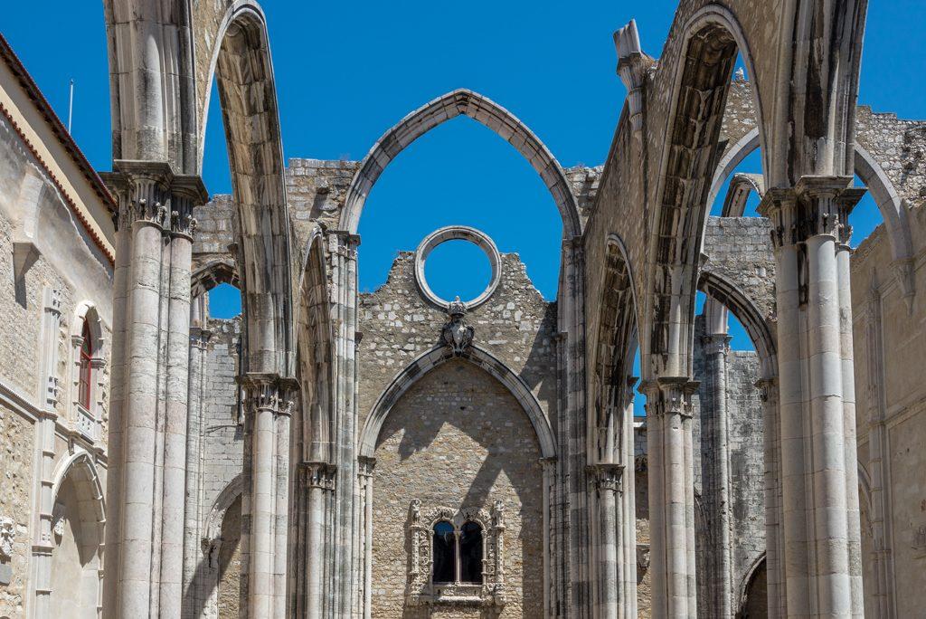 Lisbona, Convento do Carmo