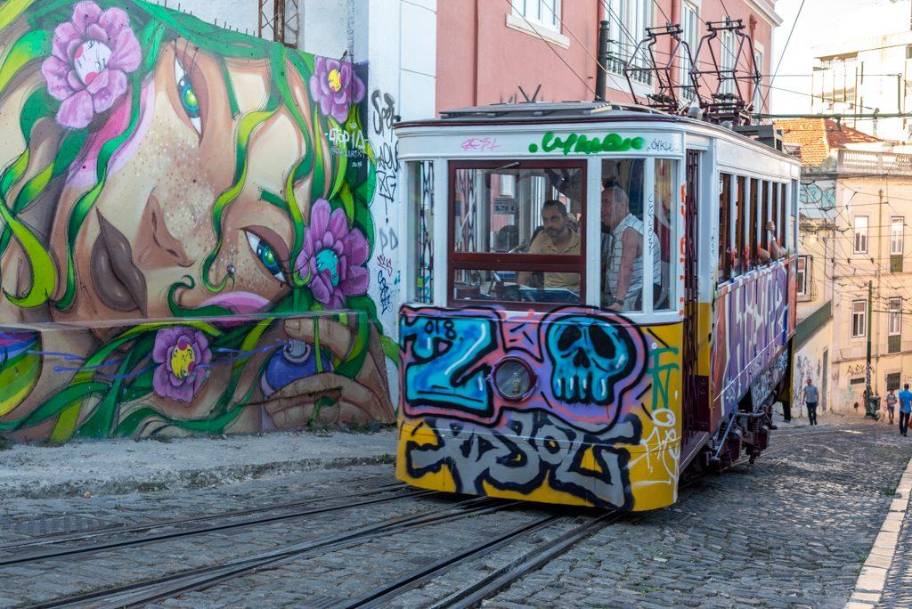 Lisbona, Elevador da Gracia