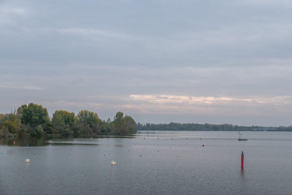 Mantova, fiume Mincio