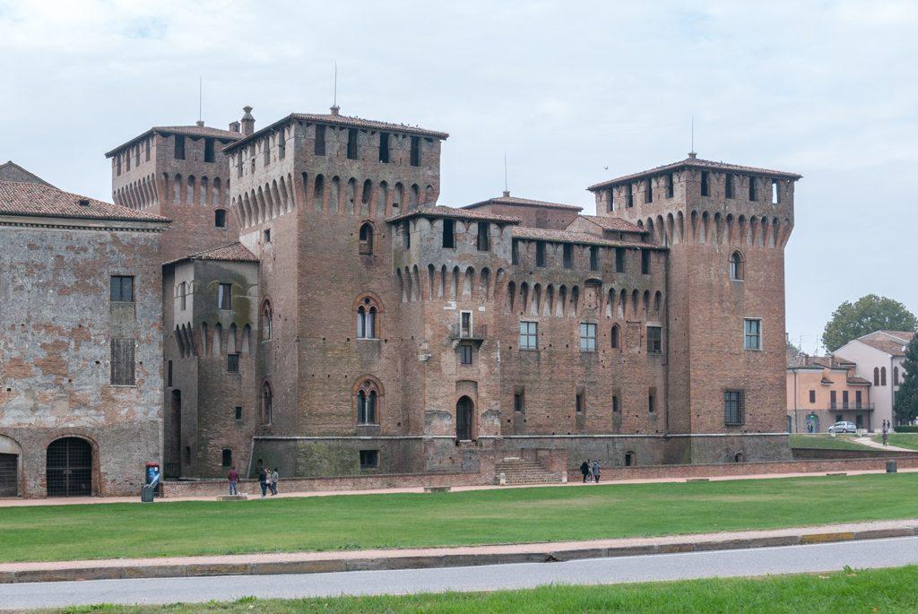 Mantova, Castello di San Giorgio