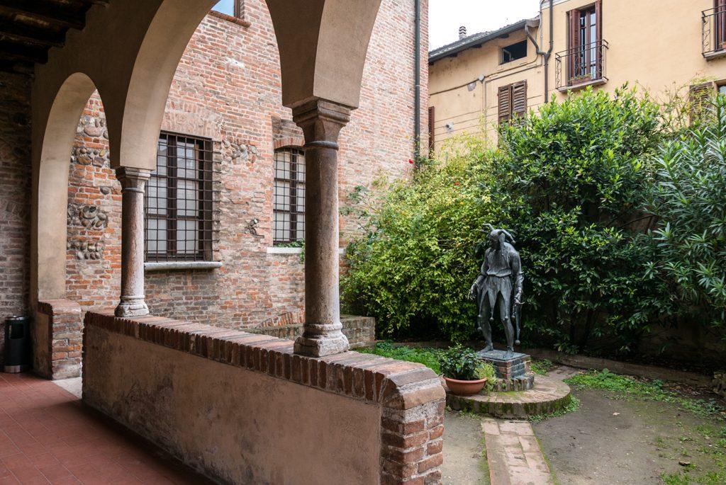 Mantova, casa del Rigoletto