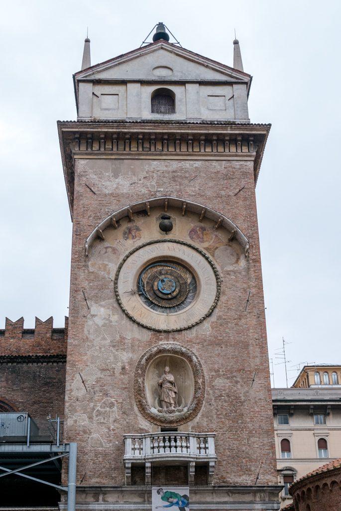 Mantova, Torre dell'Orologio