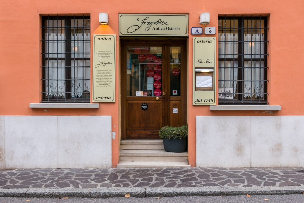 Osteria La Fragoletta