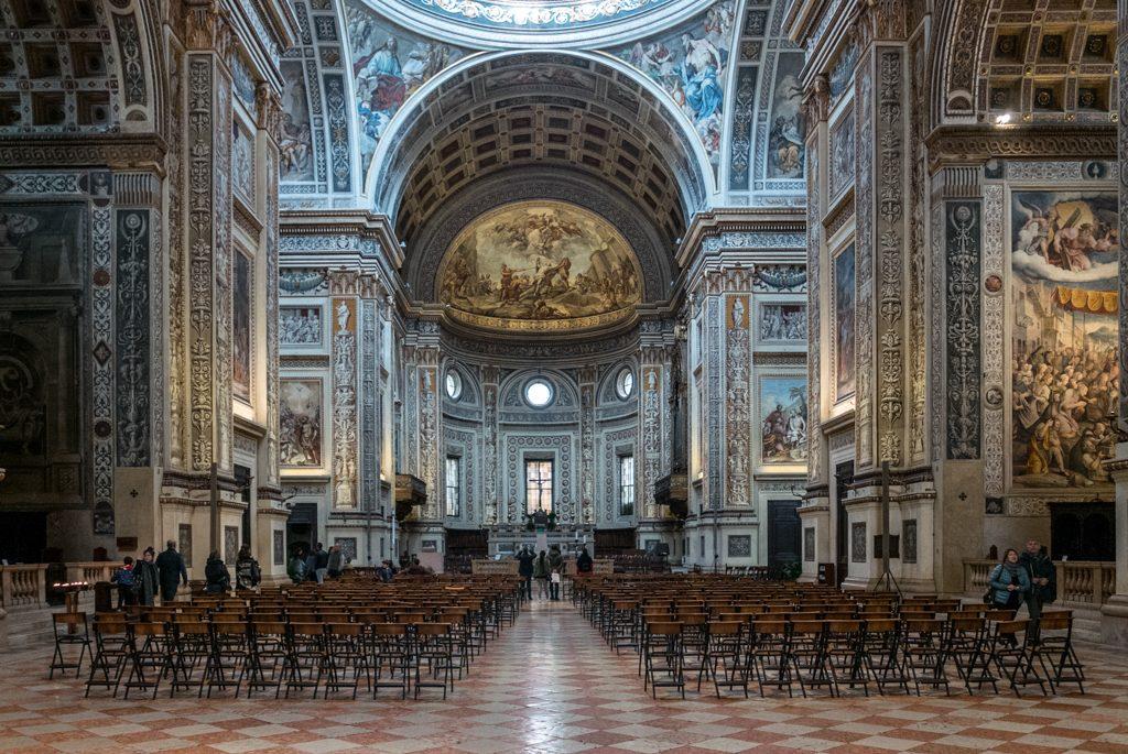 Mantova, Basilica di San Andrea