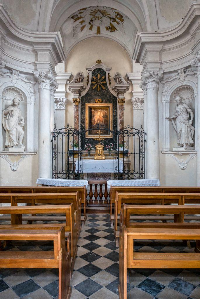 Oratorio della Madonna del terremoto