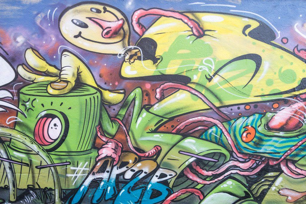 Lisbona, street art