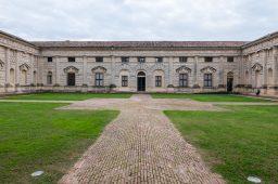 Mantova, visita a Villa Te