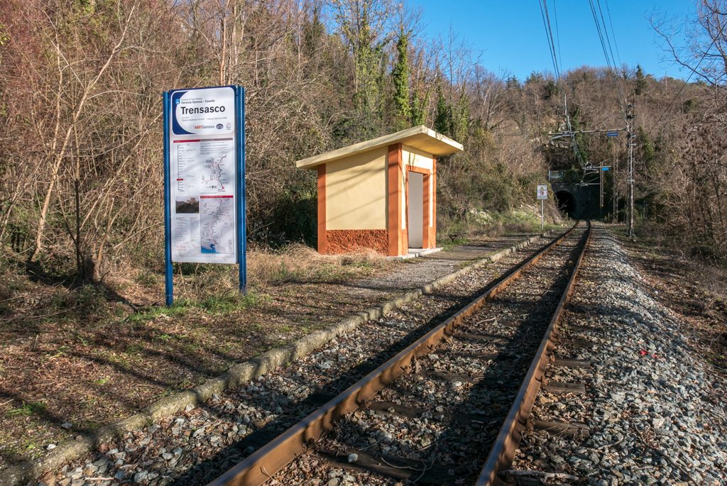 Stazione Trensasco