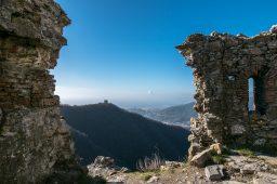 Trekking a Genova, i forti della Superba