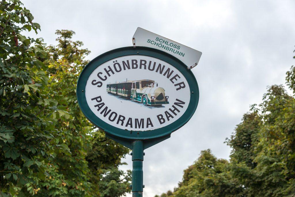 Schonbrunn, trenino panoramico