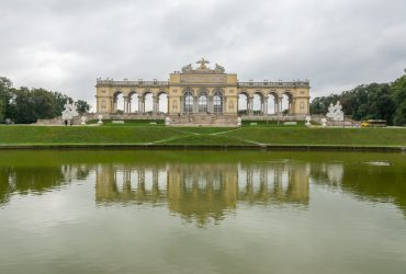 Vienna, visita a SCHONBRUNN