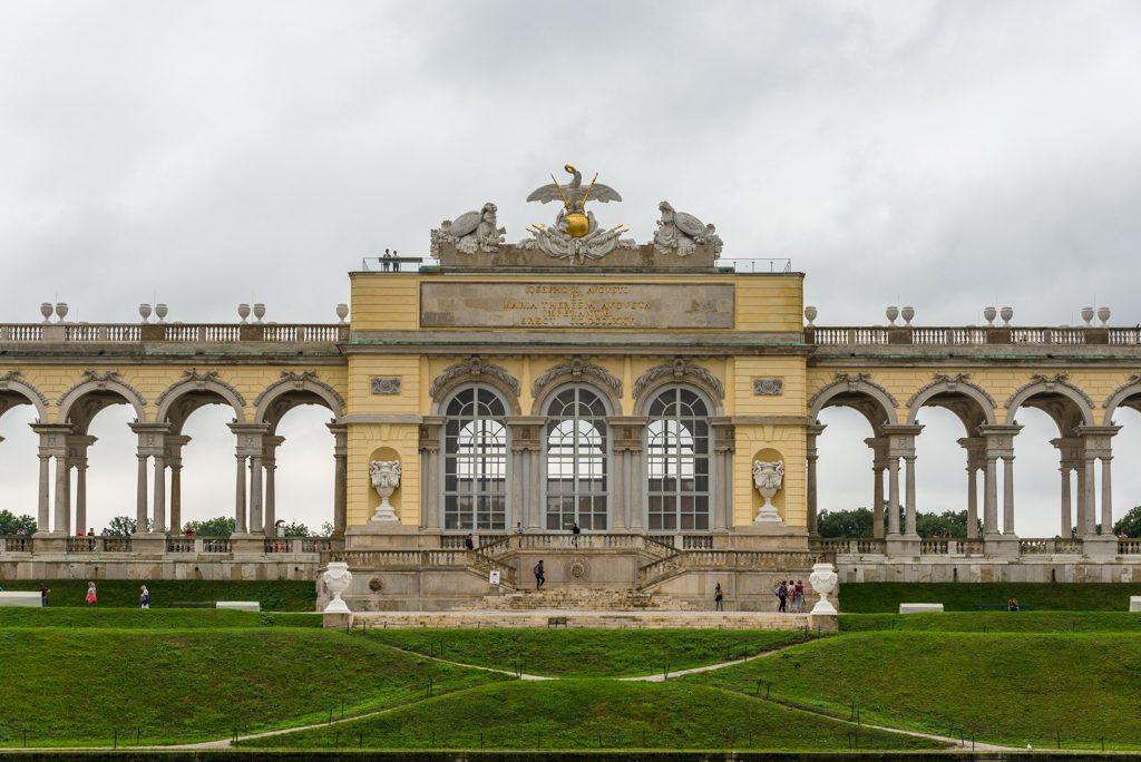 Schonbrunn, Gloriette