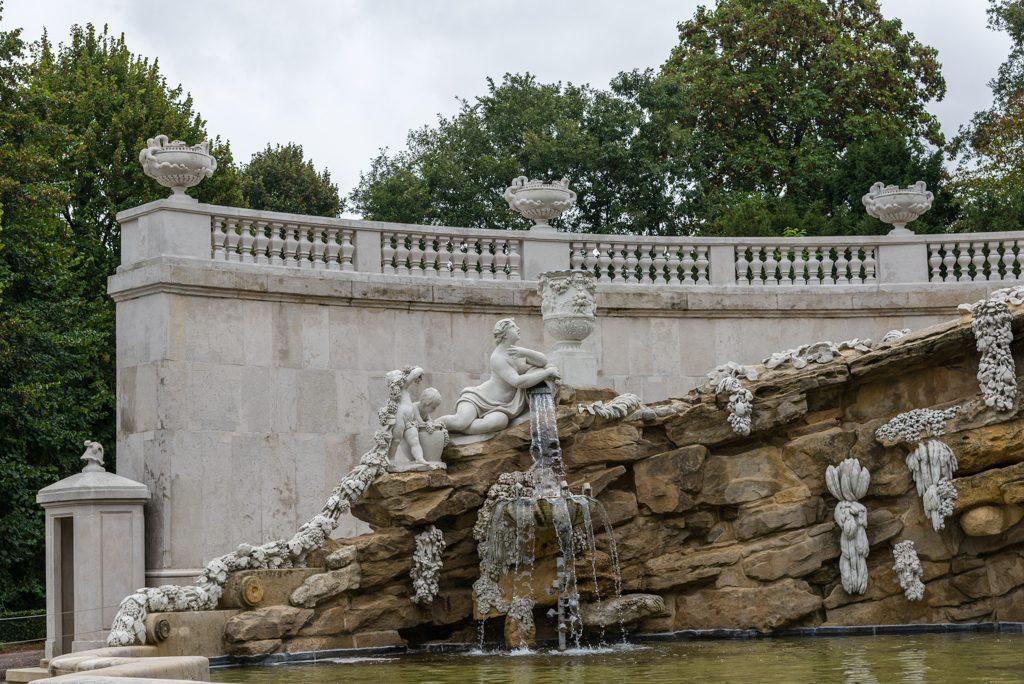 Schonbrunn, Parco