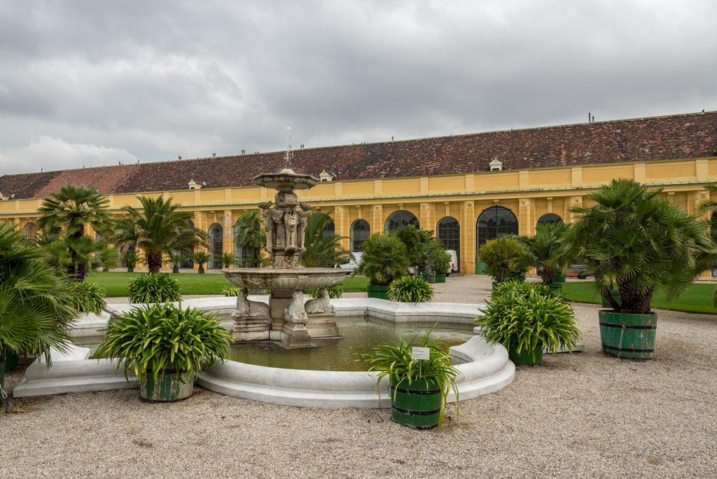 Orangerie, Schonbrunn