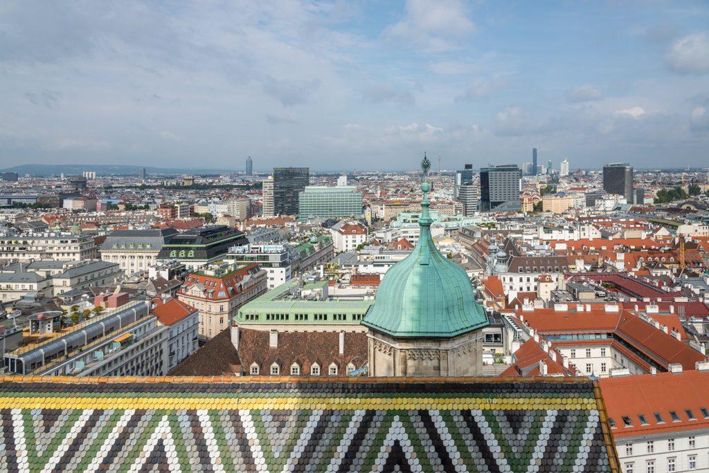 Vienna, duomo di santo stefano