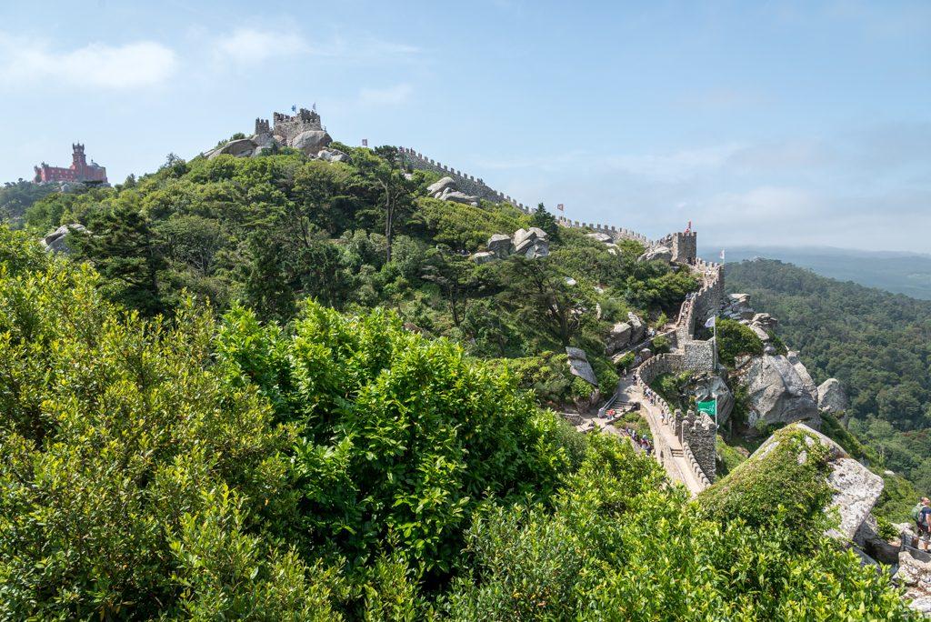 Sintra, Castello dei Mori
