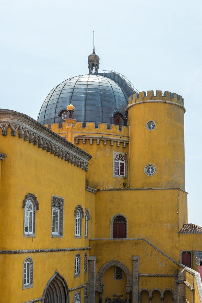 Sintra, Palazzo da Pena