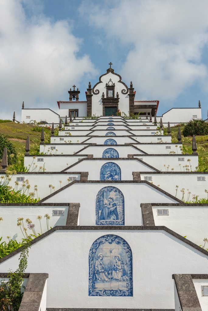 Nossa Senhora da Paz, Sao Miguel