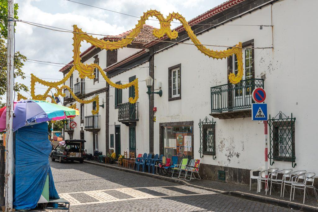 Villa Franca, Sao Miguel